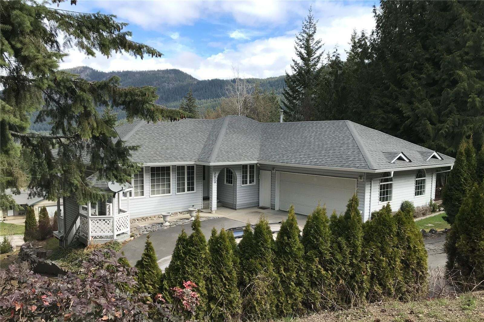 House for sale at 2619 Woodland Pl Blind Bay British Columbia - MLS: 10191472