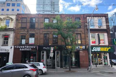 Commercial property for lease at 261 Queen St Toronto Ontario - MLS: C4785702