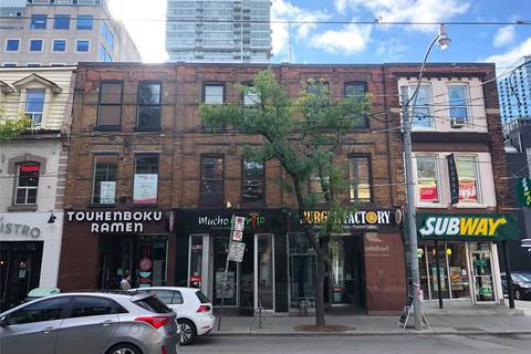 Commercial property for lease at 261 Queen St Toronto Ontario - MLS: C4613613