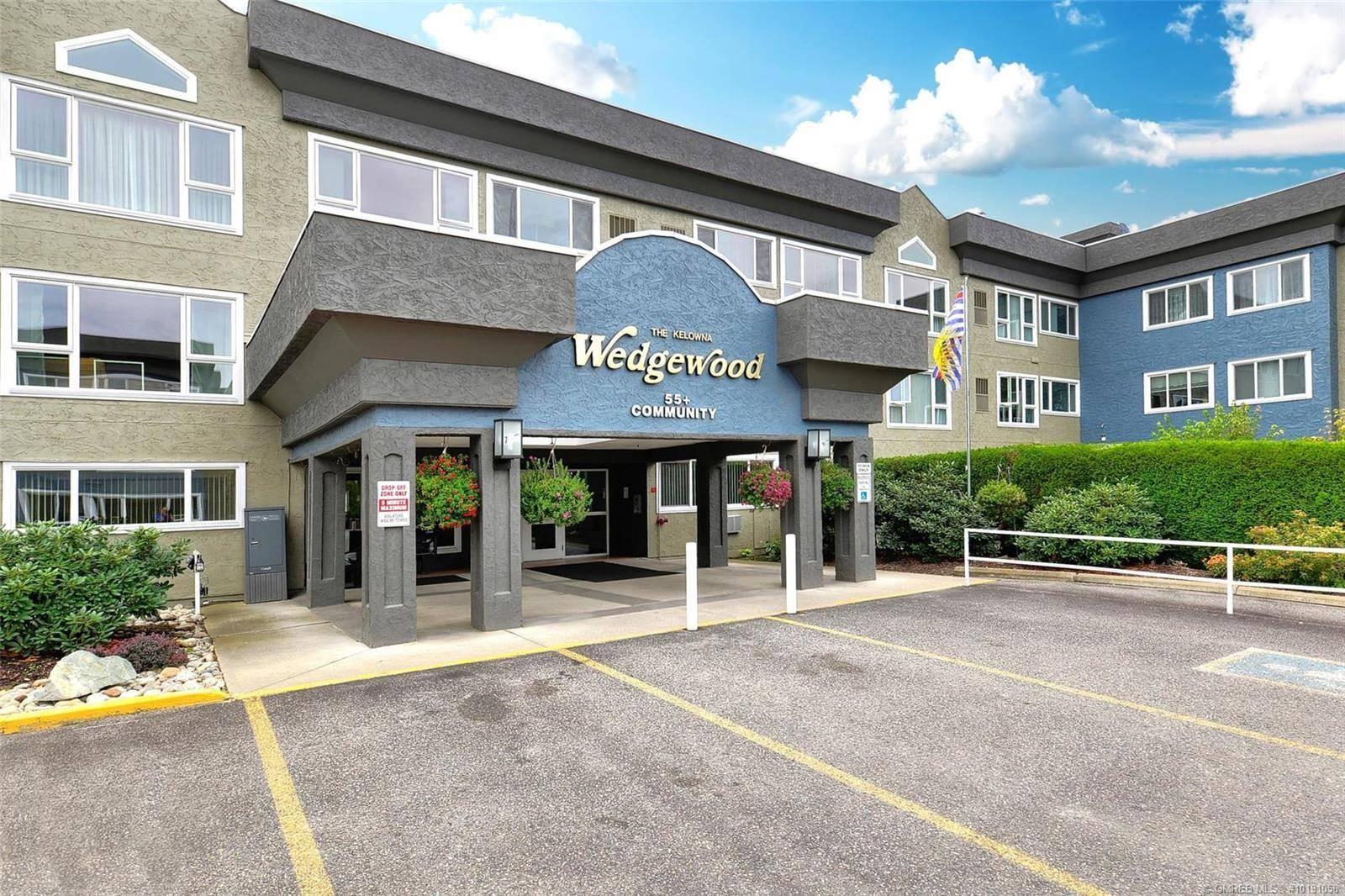 Condo for sale at 1045 Sutherland Ave Unit 262 Kelowna British Columbia - MLS: 10191056