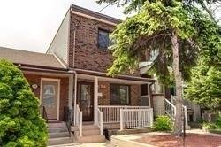 Townhouse for rent at 262 Euclid Ave Toronto Ontario - MLS: C4632332