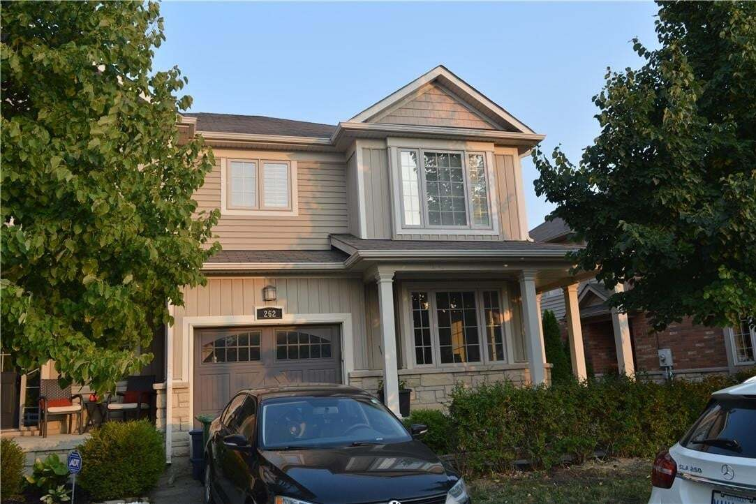 Townhouse for sale at 262 Fall Fair Wy Binbrook Ontario - MLS: H4089213