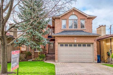 House for sale at 262 Fisherville Rd Toronto Ontario - MLS: C4432298