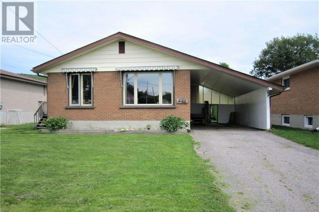 House for sale at 262 Patricia St North Bay Ontario - MLS: 40012845