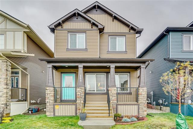Sold: 262 Ravensmoor Link Southeast, Airdrie, AB