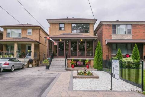 House for sale at 262 Ryding Ave Toronto Ontario - MLS: W4544142
