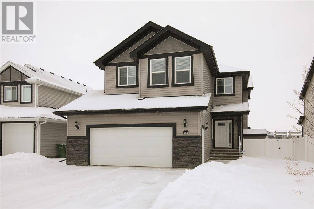 262 Thompson Crescent, Red Deer | Image 1