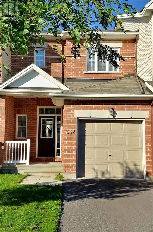 Townhouse for rent at 262 Waymark Cres Ottawa Ontario - MLS: 1172290