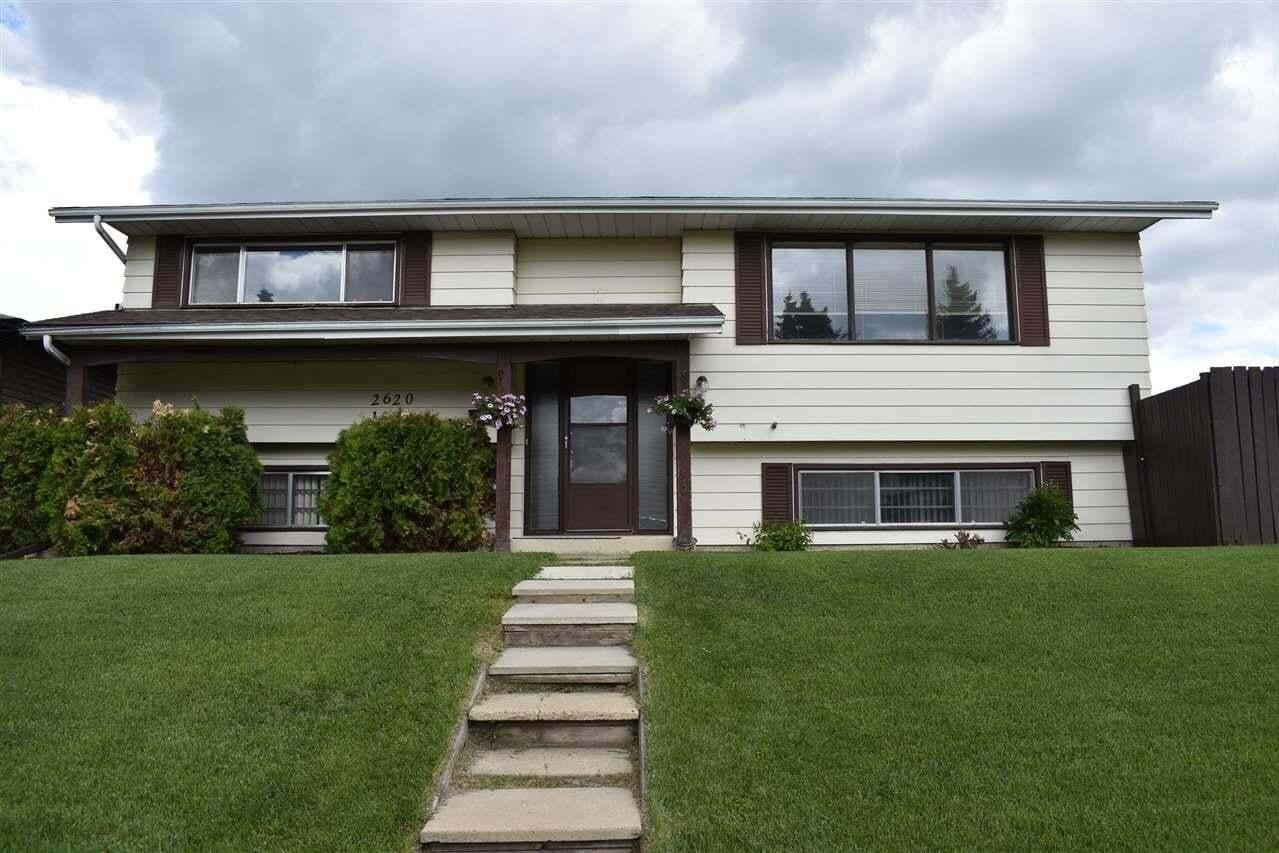 House for sale at 2620 135 Av NW Edmonton Alberta - MLS: E4200144