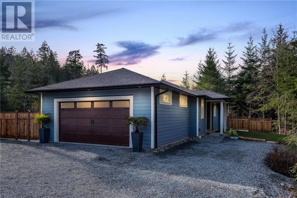 House for sale at 2620 Timber Ridge Rd Shawnigan Lake British Columbia - MLS: 421083