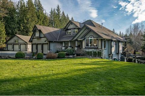 House for sale at 26200 124 Ave Maple Ridge British Columbia - MLS: R2454213