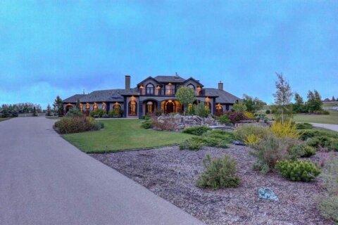 House for sale at 262016 Eden Park Vw W De Winton Alberta - MLS: A1051200