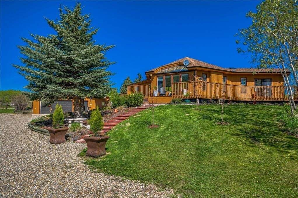 House for sale at 262067 Poplar Hill Dr Bearspaw_calg, Rural Rocky View County Alberta - MLS: C4299424