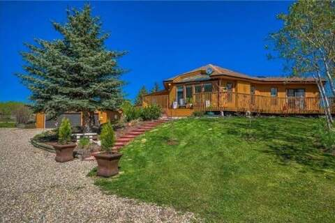 House for sale at 262067 Poplar Hill Dr Rural Rocky View County Alberta - MLS: C4299424