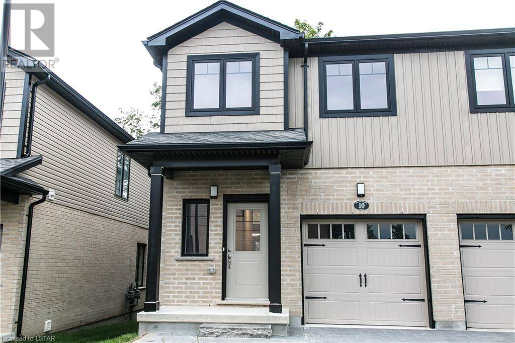 Townhouse for rent at 10 Holbrook Dr Unit 2621 London Ontario - MLS: 221364