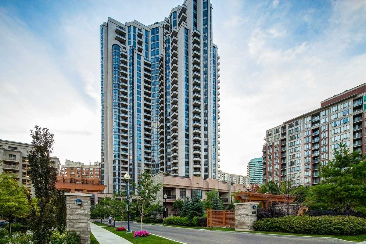 House for sale at 2621-500 Doris Avenue Toronto Ontario - MLS: C4334990