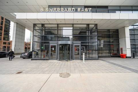 Condo for sale at 5 Sheppard Ave Unit 2622 Toronto Ontario - MLS: C4727685