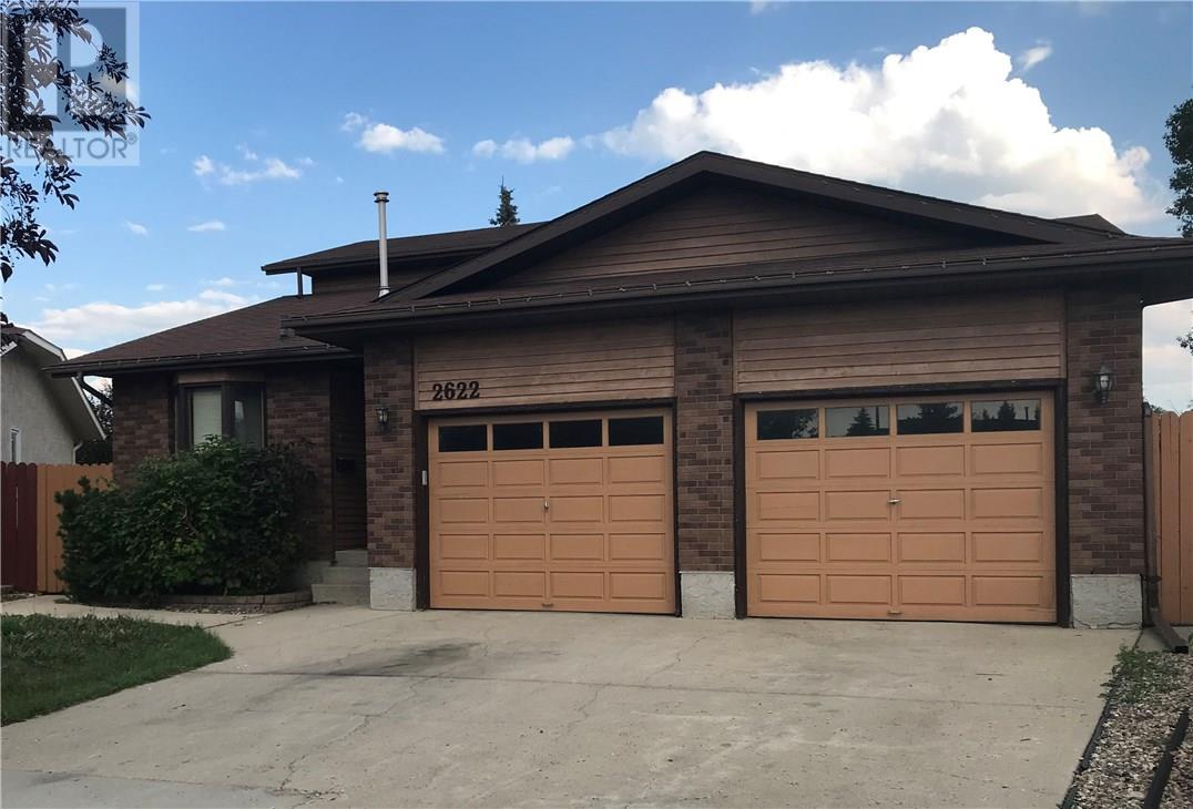 For Sale: 2622 Laycock Bay, Regina, SK | 3 Bed, 4 Bath House for $369,000. See 16 photos!