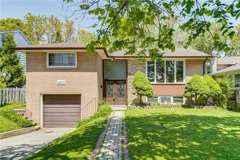 House for sale at 2623 Truscott Dr Mississauga Ontario - MLS: W4484579