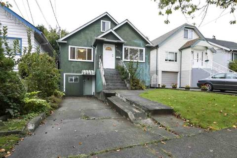 House for sale at 2623 Turner St Vancouver British Columbia - MLS: R2411381