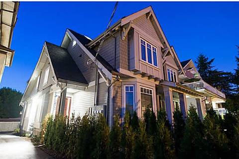 Townhouse for sale at 2623 1st Ave W Vancouver British Columbia - MLS: R2343355