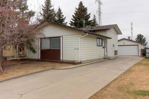 House for sale at 2624 89 St Nw Edmonton Alberta - MLS: E4153186