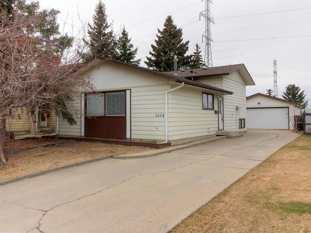 Sold: 2624 89 Street Northwest, Edmonton, AB