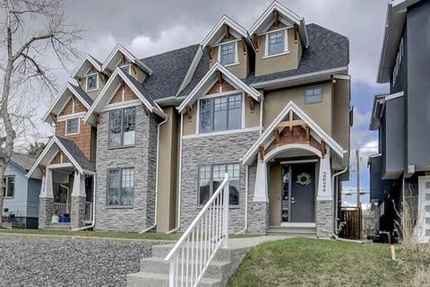 Townhouse for sale at 2624 Cochrane Rd Northwest Calgary Alberta - MLS: C4242367