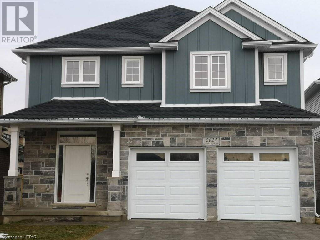 House for sale at 2624 Seven Oaks Rdge London Ontario - MLS: 249305