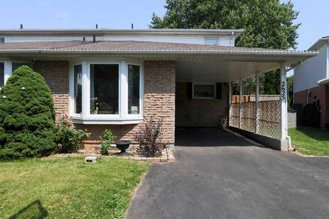 Townhouse for sale at 2625 Altadena Ct Mississauga Ontario - MLS: W4506030