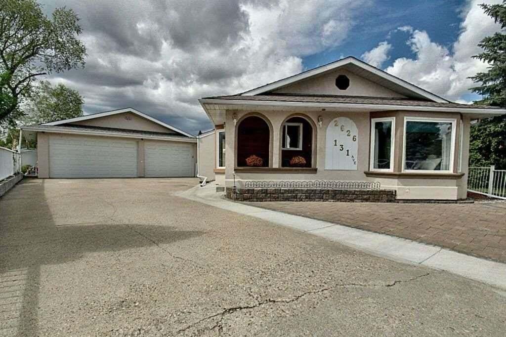 House for sale at 2626 131 Av NW Edmonton Alberta - MLS: E4199339