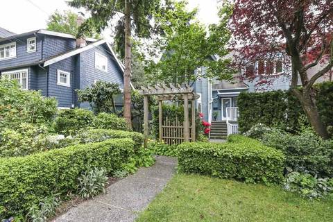 Townhouse for sale at 2626 2nd Ave W Vancouver British Columbia - MLS: R2377448
