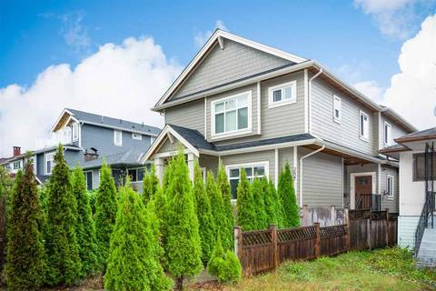 Townhouse for sale at 2627 41st Ave E Vancouver British Columbia - MLS: R2405678