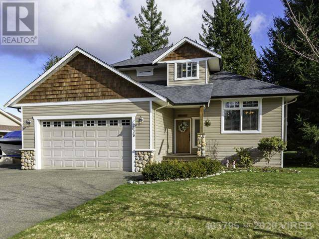 House for sale at 2628 Carstairs Dr Courtenay British Columbia - MLS: 465795