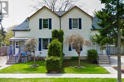 Townhouse for sale at 2629 Chandler  Windsor Ontario - MLS: 19018204