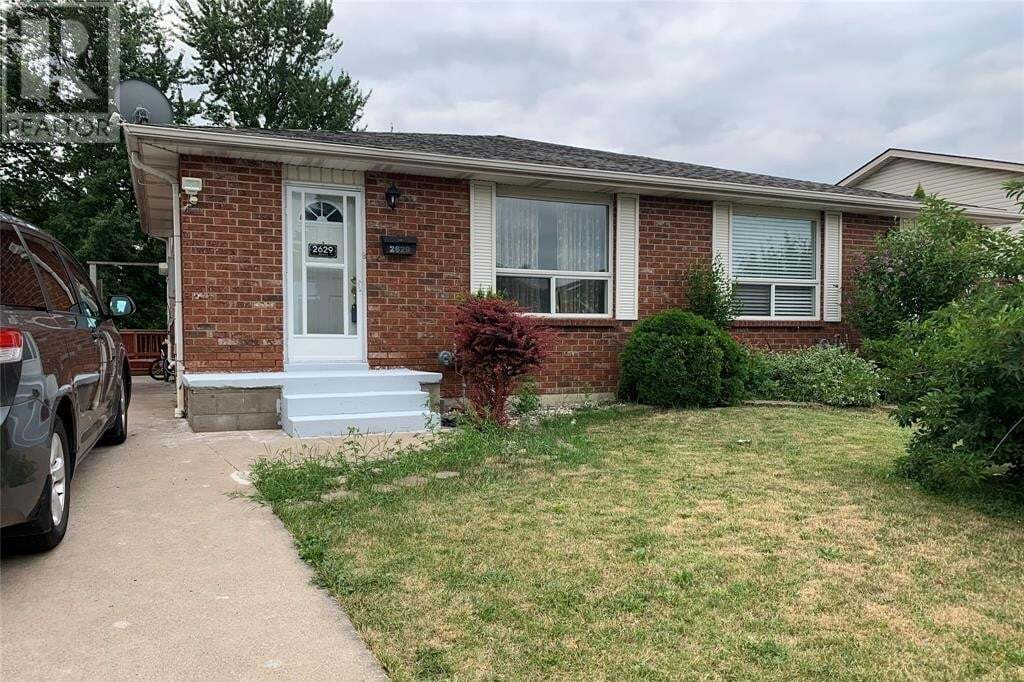 House for rent at 2629 Carissa  Windsor Ontario - MLS: 20013477