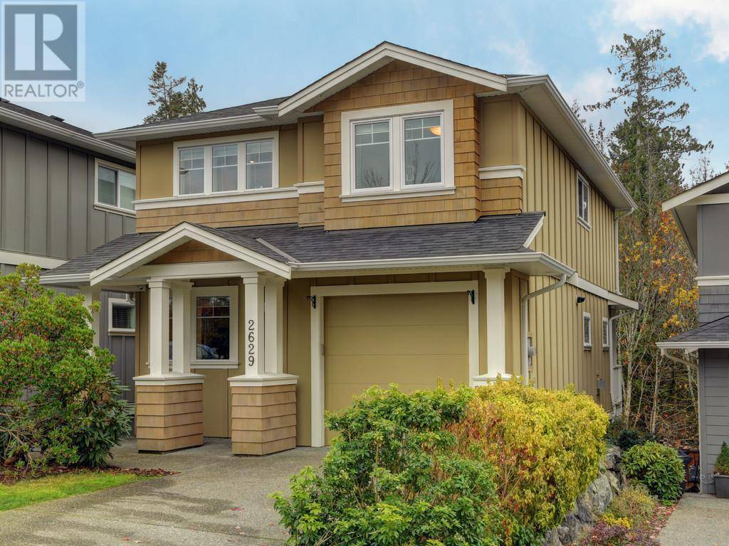 House for sale at 2629 Traverse Te Victoria British Columbia - MLS: 417583