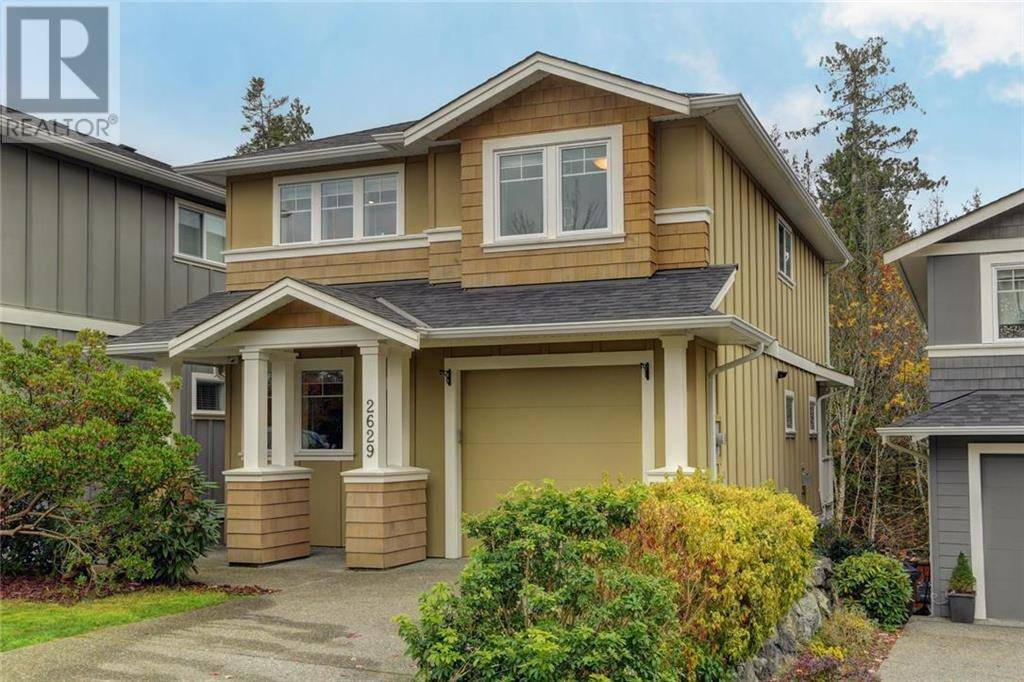 House for sale at 2629 Traverse Te Victoria British Columbia - MLS: 421037