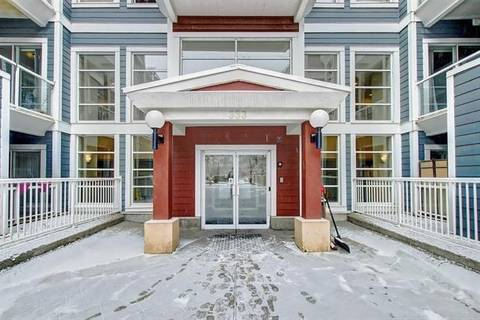 Condo for sale at 333 Riverfront Ave Southeast Unit 263 Calgary Alberta - MLS: C4241049