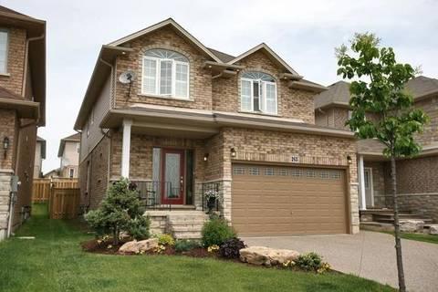 House for sale at 263 Braithwaite Ave Hamilton Ontario - MLS: X4408626