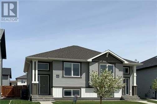 Townhouse for sale at 263 Coalbanks Blvd West Lethbridge Alberta - MLS: ld0189996