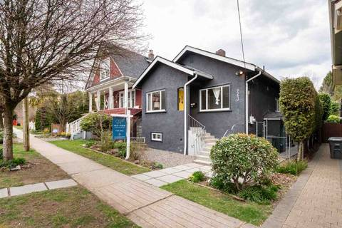House for sale at 263 32nd Ave E Vancouver British Columbia - MLS: R2359937