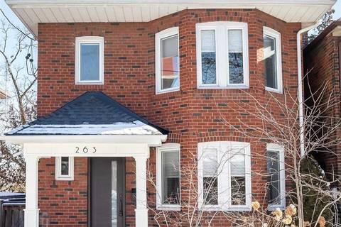 House for sale at 263 Ellis Ave Toronto Ontario - MLS: W4700179