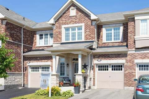 Townhouse for sale at 263 Gooding Cres Milton Ontario - MLS: W4820831