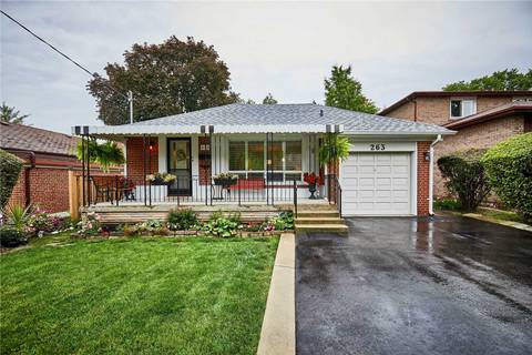 House for sale at 263 Hounslow Ave Toronto Ontario - MLS: C4571120