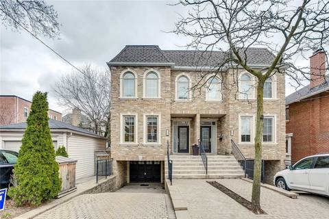 Townhouse for sale at 263 Jedburgh Rd Toronto Ontario - MLS: C4739153
