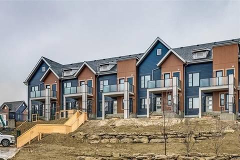 Townhouse for sale at 263 Livingston Pr Northeast Calgary Alberta - MLS: C4238591