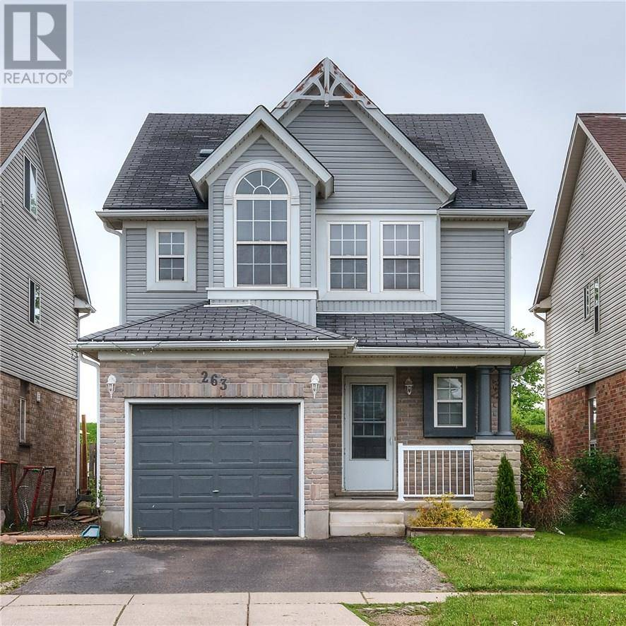 263 Newport Drive, Cambridge — For Sale @ $530,000