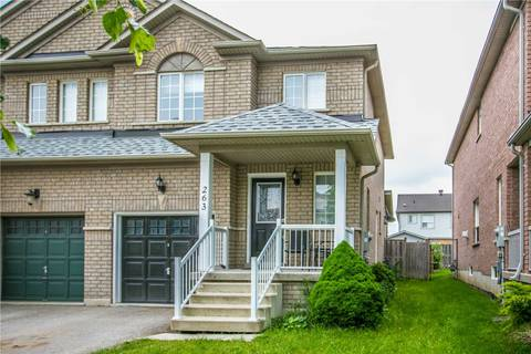 Townhouse for sale at 263 Pettigrew Tr Milton Ontario - MLS: W4492615