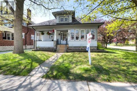 House for sale at 263 Ridout St South London Ontario - MLS: 196371